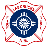 Las Cruces Fire Department Maltese Patch