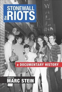 Stonewall Riots Opens in new window